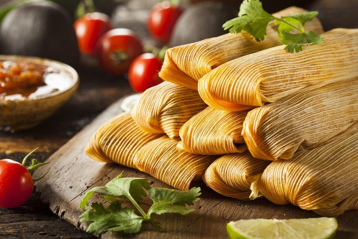 Plato de tamales