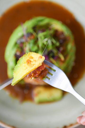 Cocina saludable y baja el colesterol.