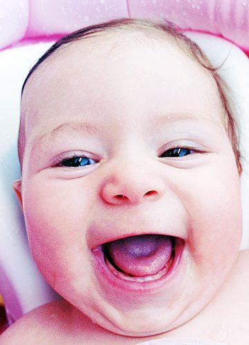 primeros dientes del bebé