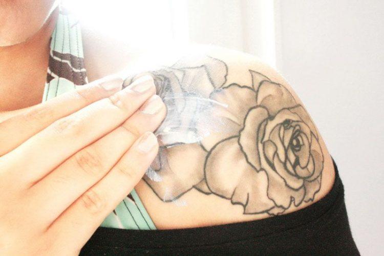 como cuidar un tatuaje