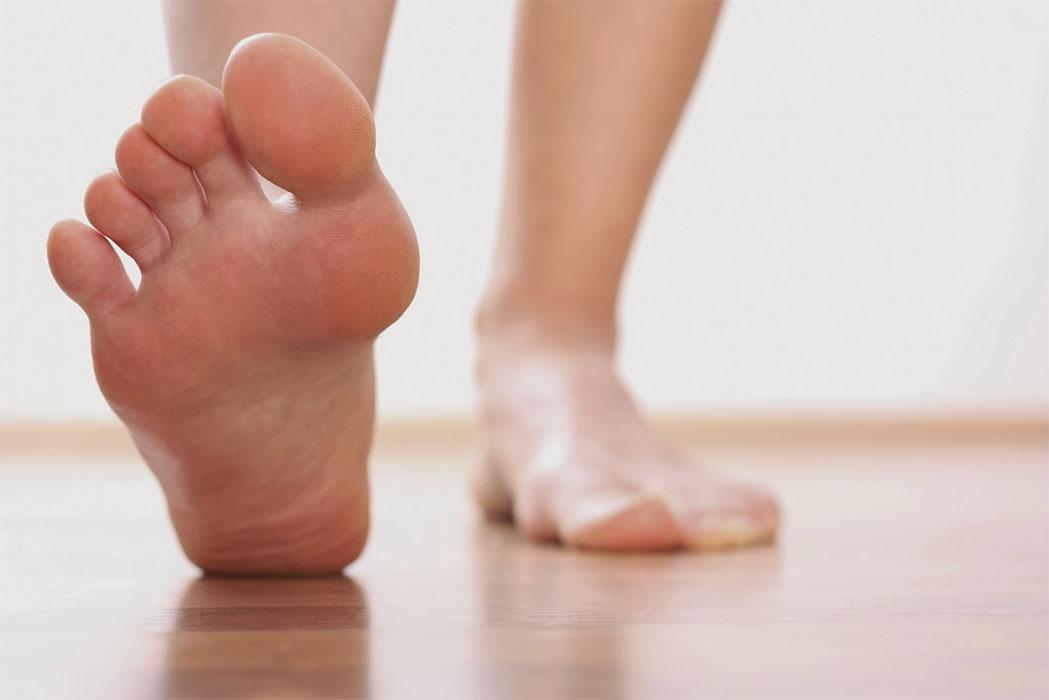como prevenir el pie de atleta