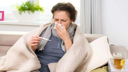 el resfriado en el cuerpo