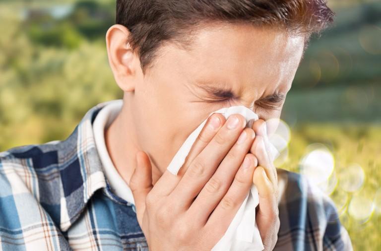 cuidados de las alergias