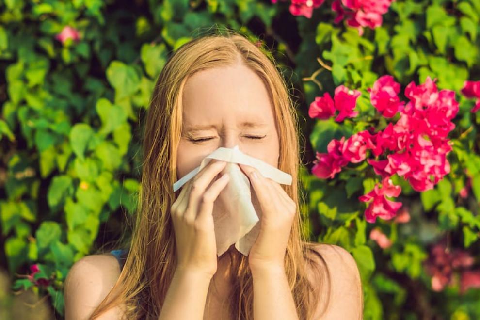 problemas con las alergias