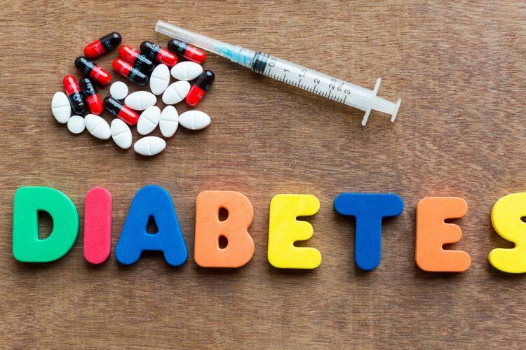 pastillas e inyecciones para diabetes