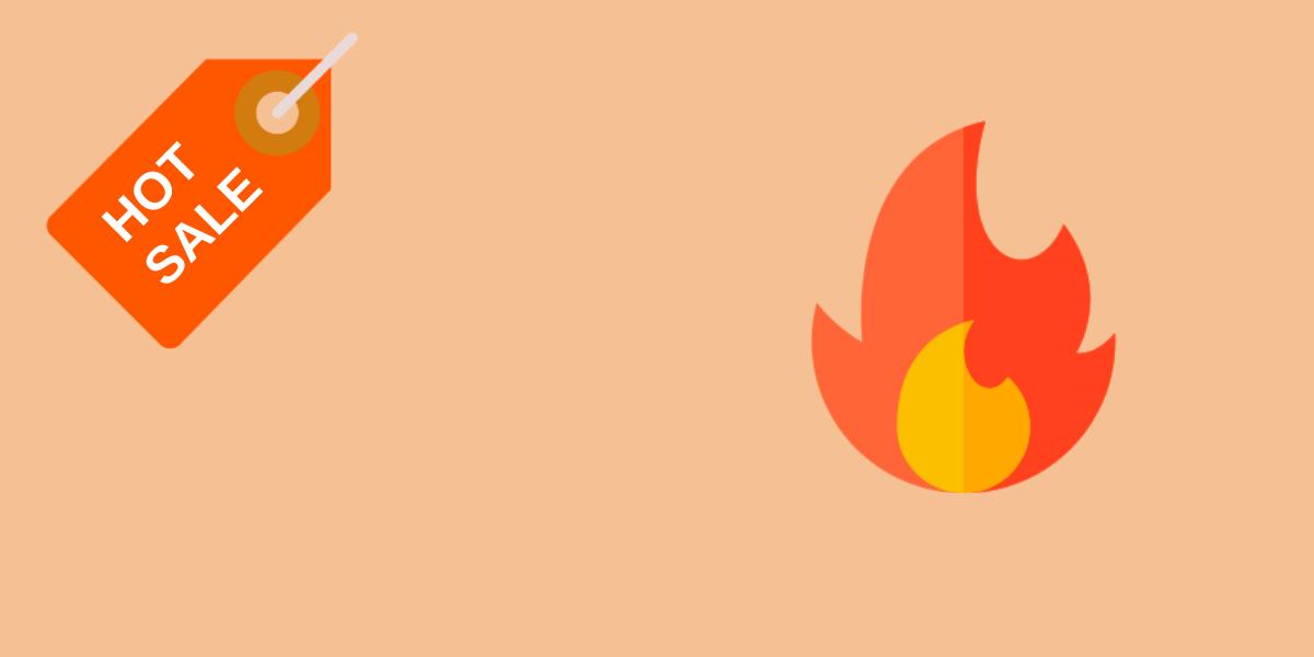 Logo del evento Hot Sale