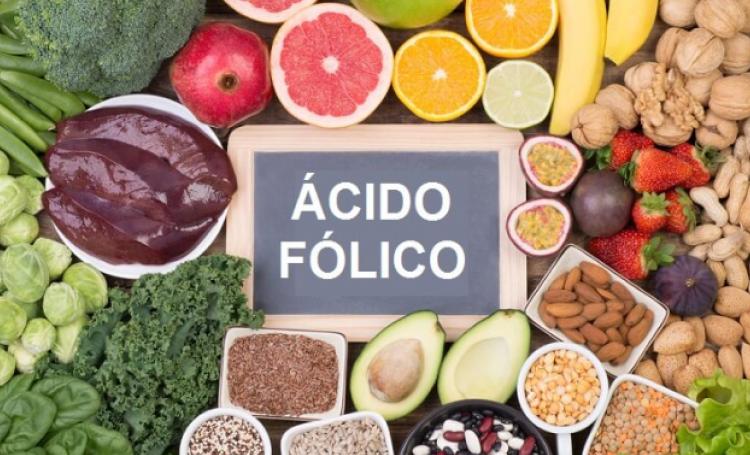 para que es el ácido fólico