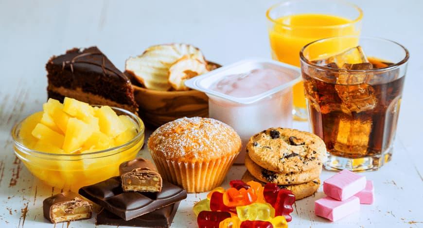 las azucares añadidas para la salud