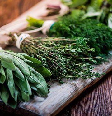 las mejores hierbas para la salud
