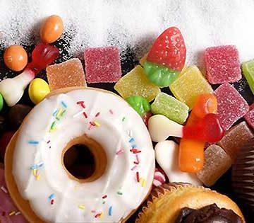 problema de las azucares añadidas
