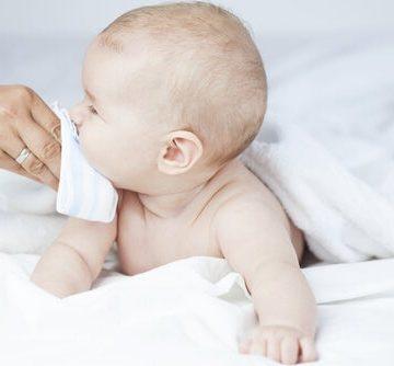 resfriados en bebés